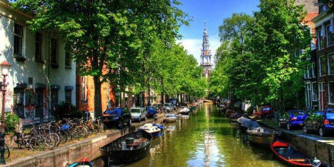 Pays Bas - Tourisme