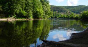 Fleuve de la Dordogne