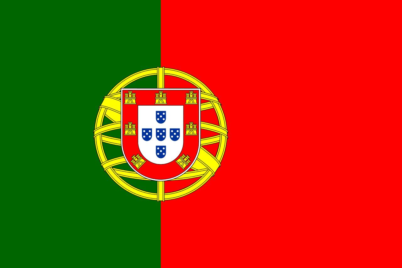 Le Portugal – Drapeau