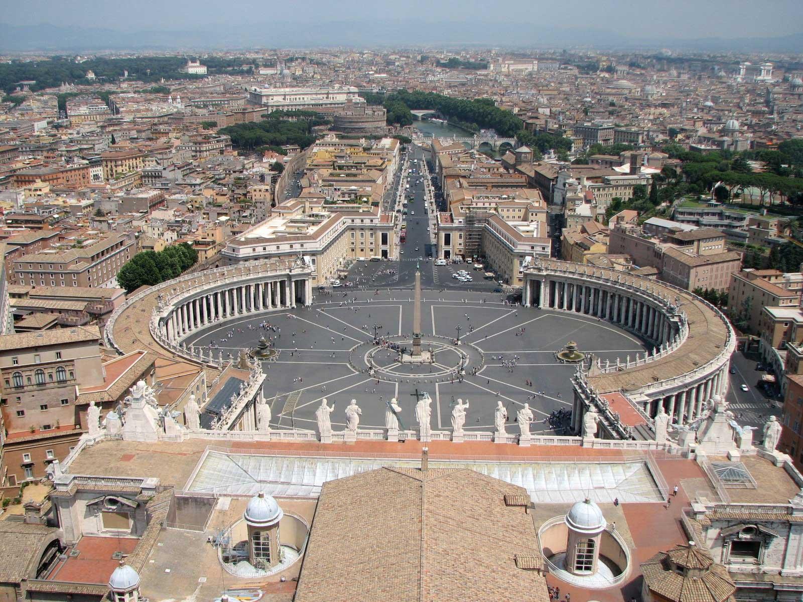 Sites touristiques – Cité du Vatican