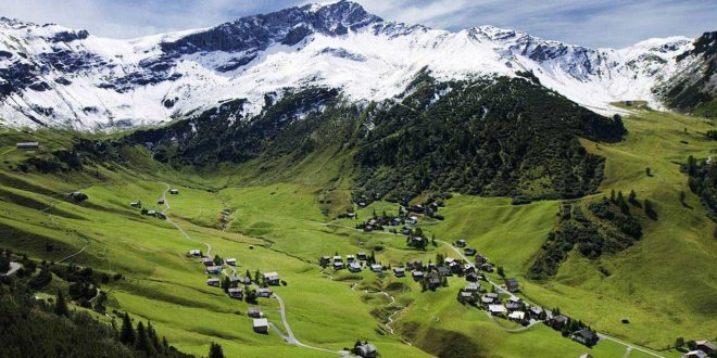 Le Liechtenstein