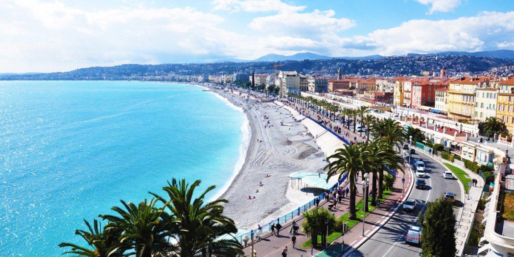 Nice - Photo panoramique