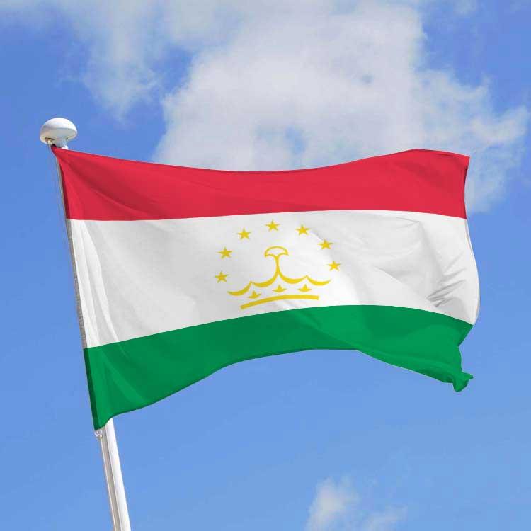 Drapeau du Tadjikistan