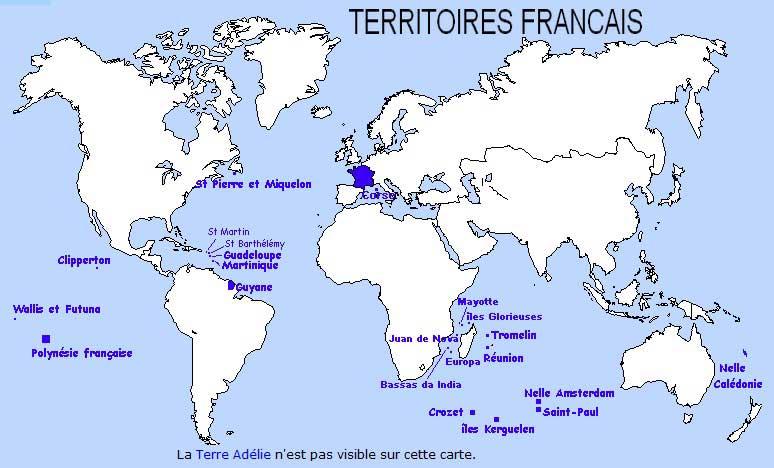 France dans le monde