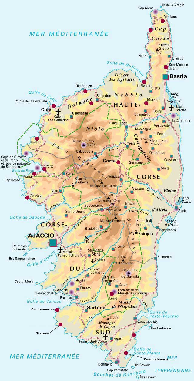 Vacances – France – Corse