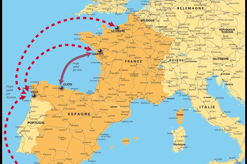 carte france et espagne Carte France   Espagne   Arts et Voyages