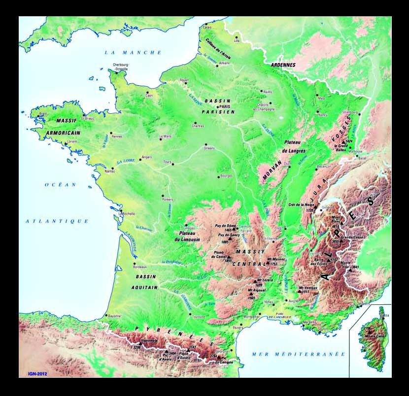 carte-france-geographique