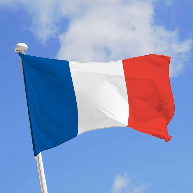 La France – Drapeau