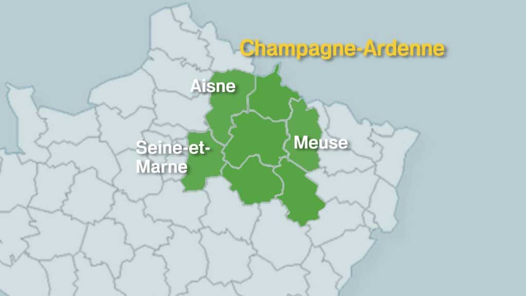 Meuse - Champagne Ardenne