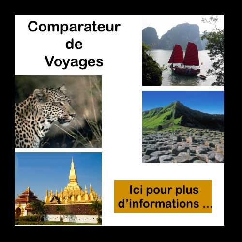 comparateur de voyages