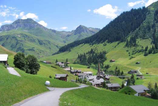 Liechtenstein tourisme