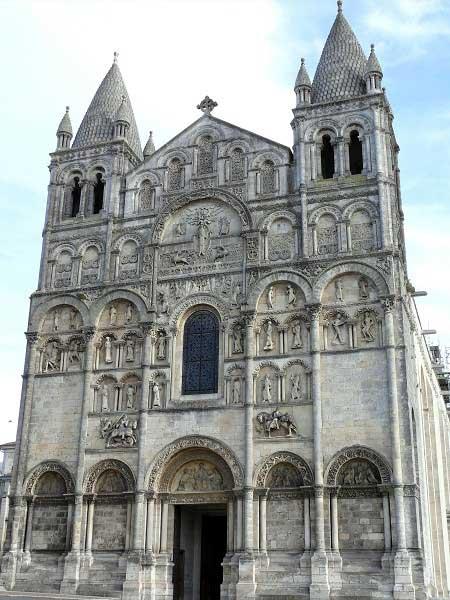 Angoulême Cathédrale de Saint-Pierre
