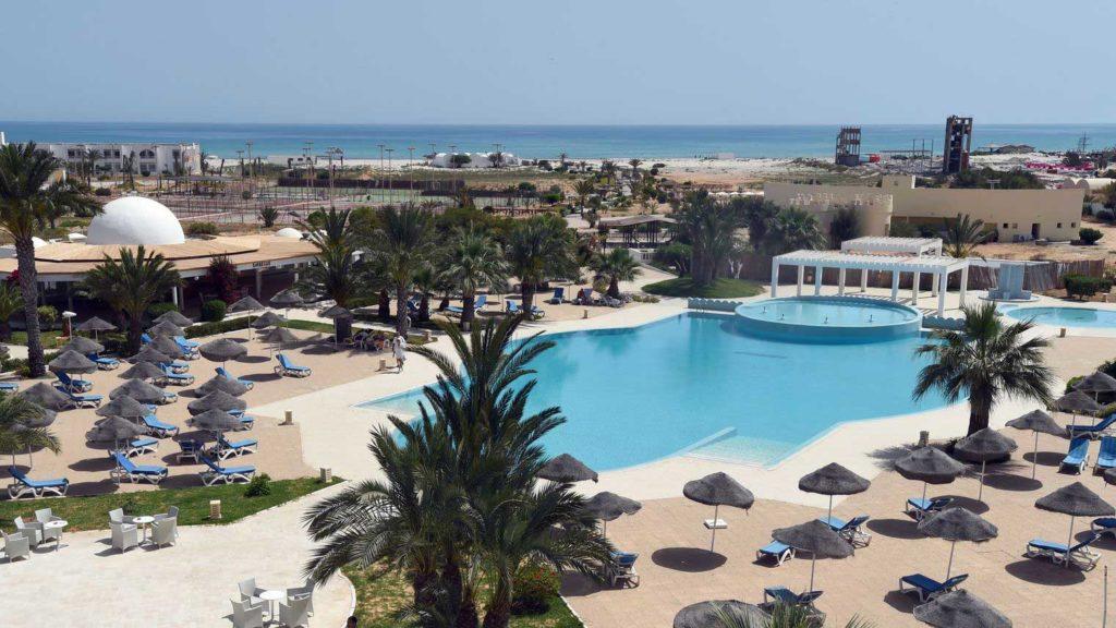 Tunisie- Tourisme à Djerba