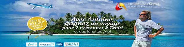 voyage Tahiti