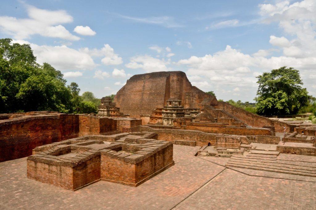 Vestiges de Nalanda