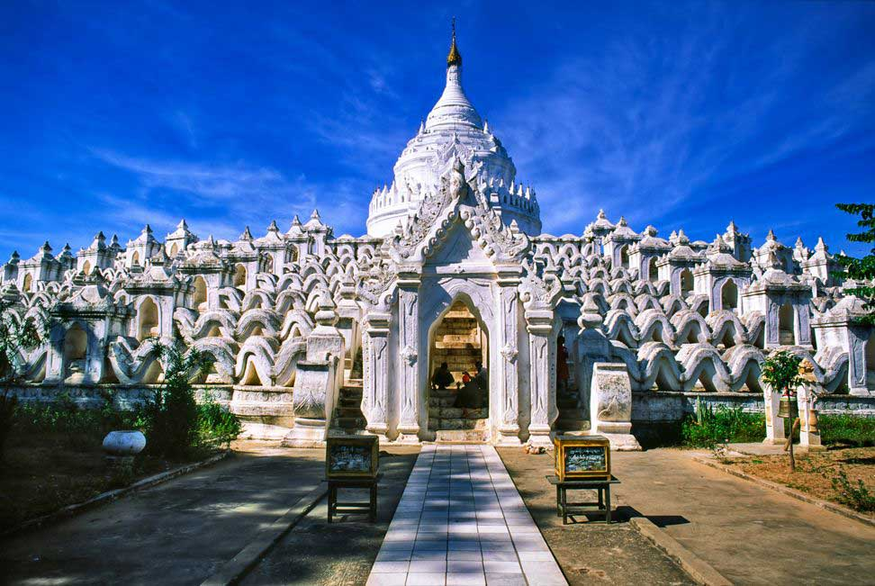 temples de Mandalay - Birmanie