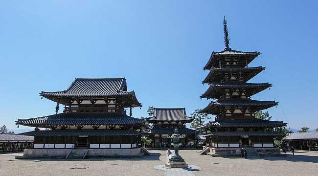 pagode de Horyuji