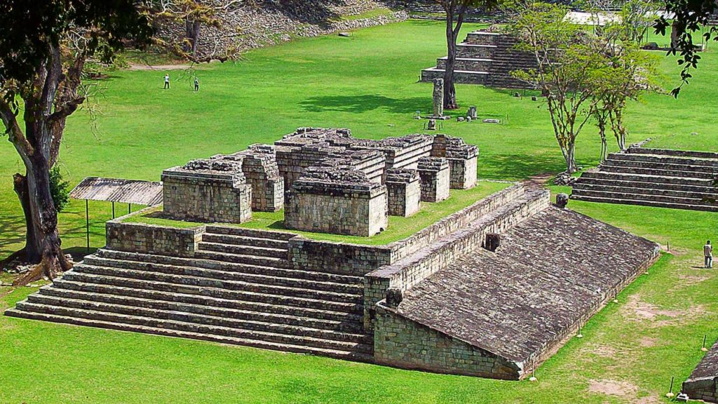 Ruines de Copan