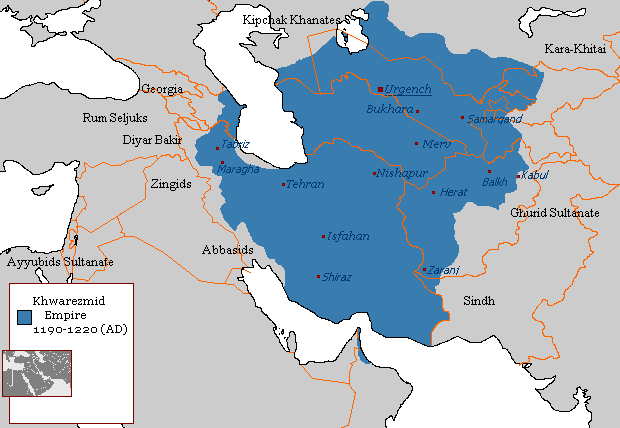 Khwarezm Empire