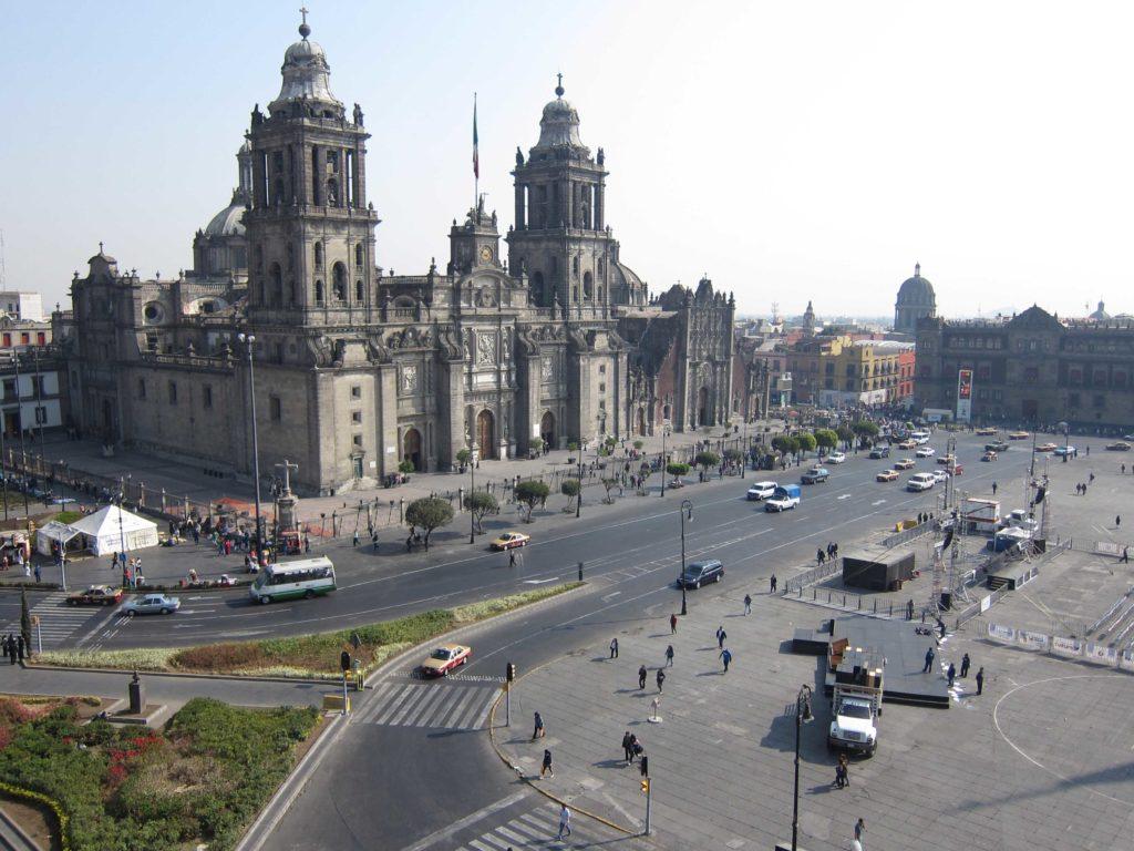 Ville de Mexico