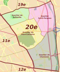 Pan de Paris 20 eme - Charonne