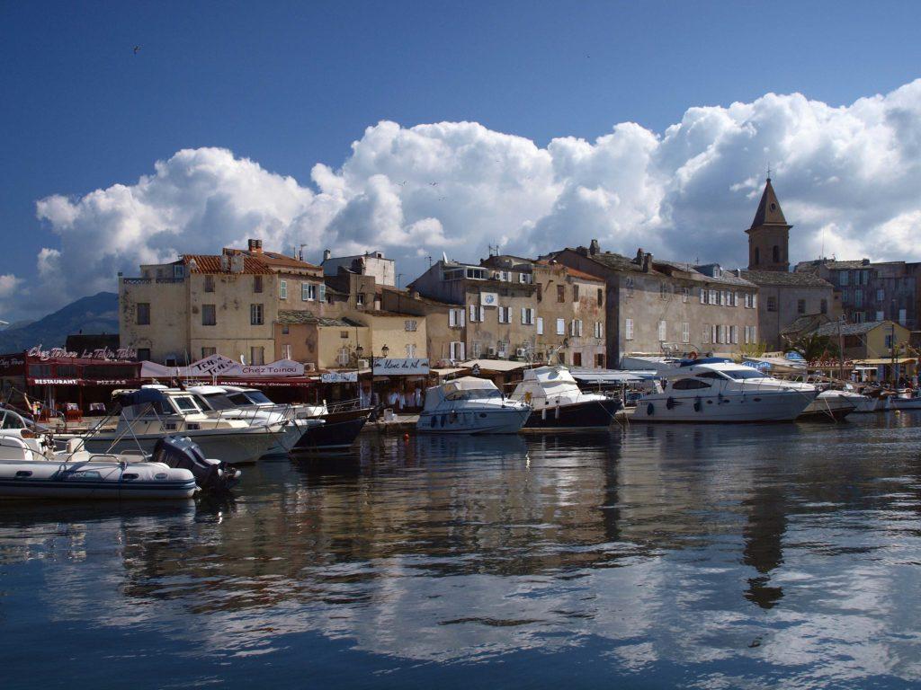 St-Florent Port