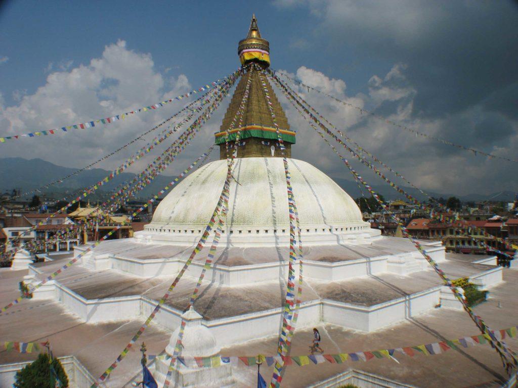 Stupa de bodnath