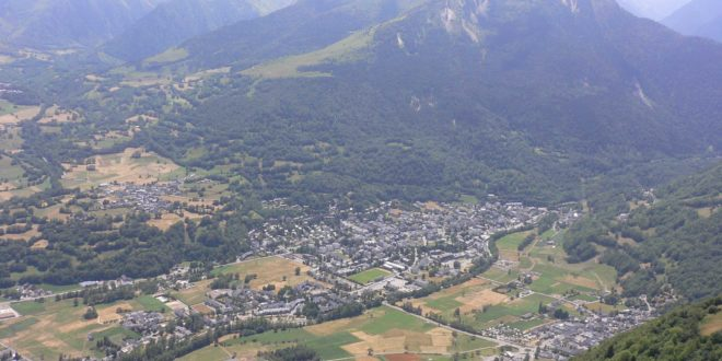 Village de Saint Lary Soulan
