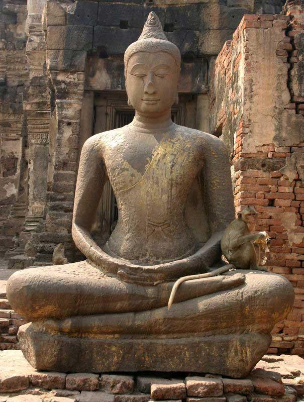 Bouddha de Thailande