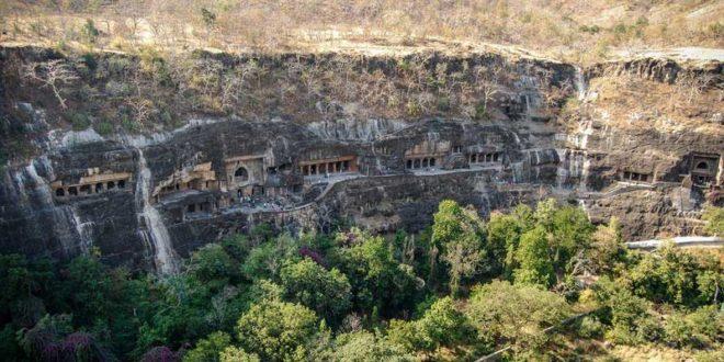 grottes-d Ajanta