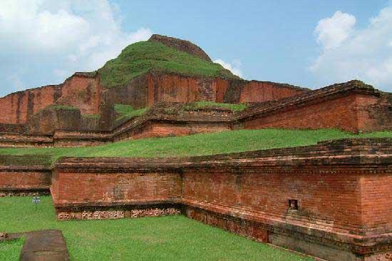paharpur - vestiges