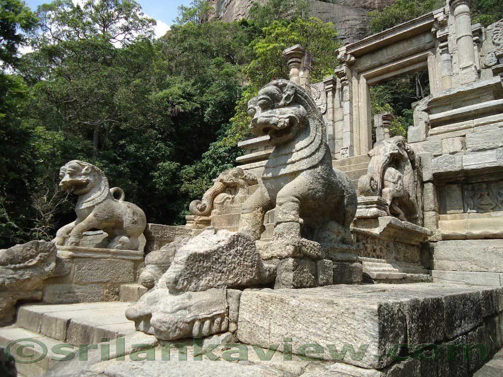 Temple de Yapahuwa