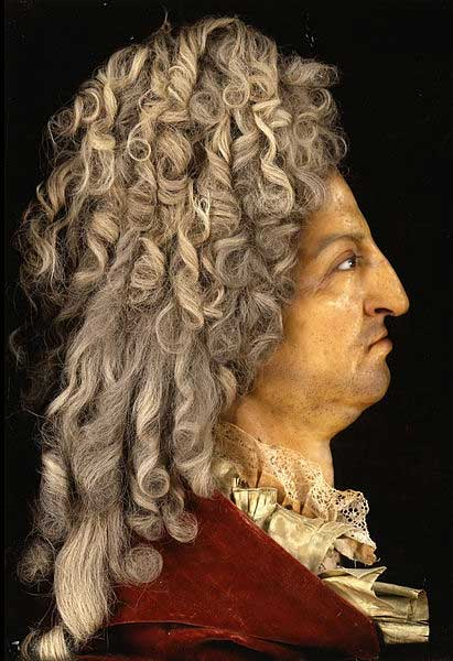 Portrait de Louis XIV - 1705