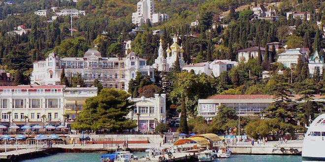 Yalta - Photo panoramique