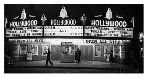 Cinéma d'Hollywood