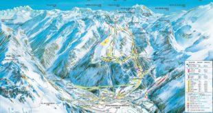 Carte - pistes-ski-pralognan