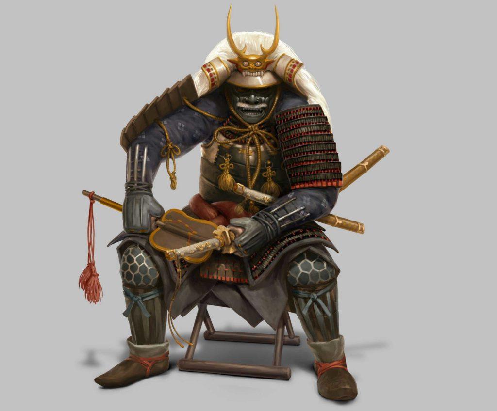 Image d'un shogun