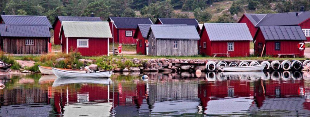 Paysage de Suède