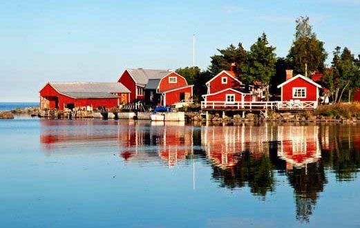 Suède - Tourisme
