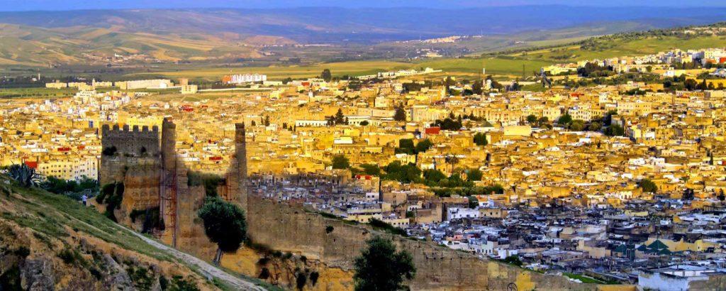 La Médina de Fès au Maroc