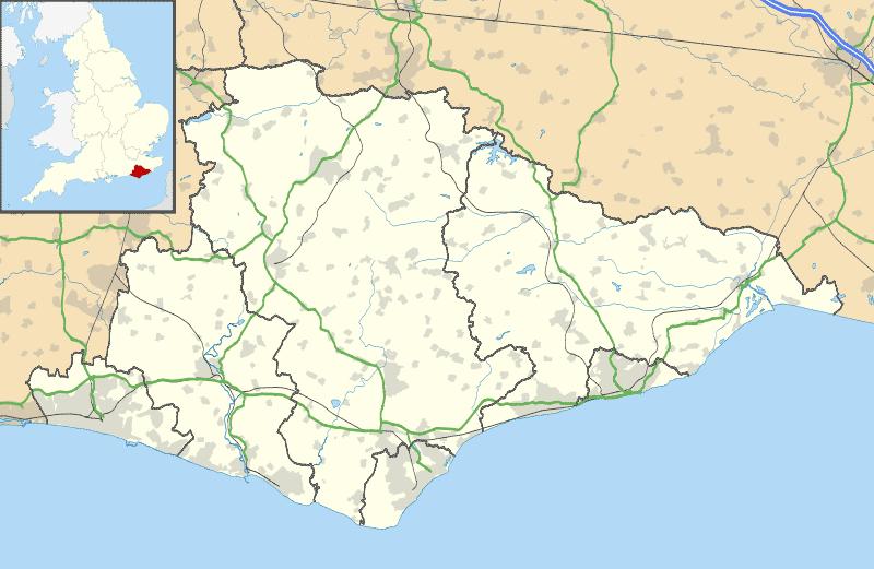 Hastings carte