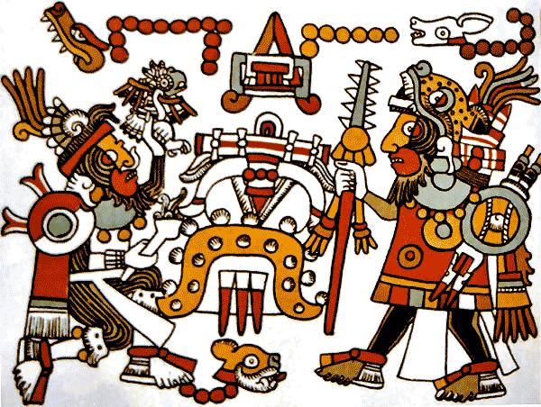 Les Mixtèques