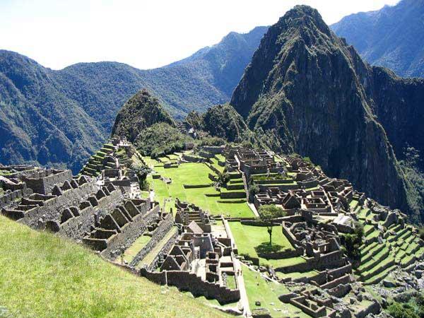 Cité inca du Machu Picchu