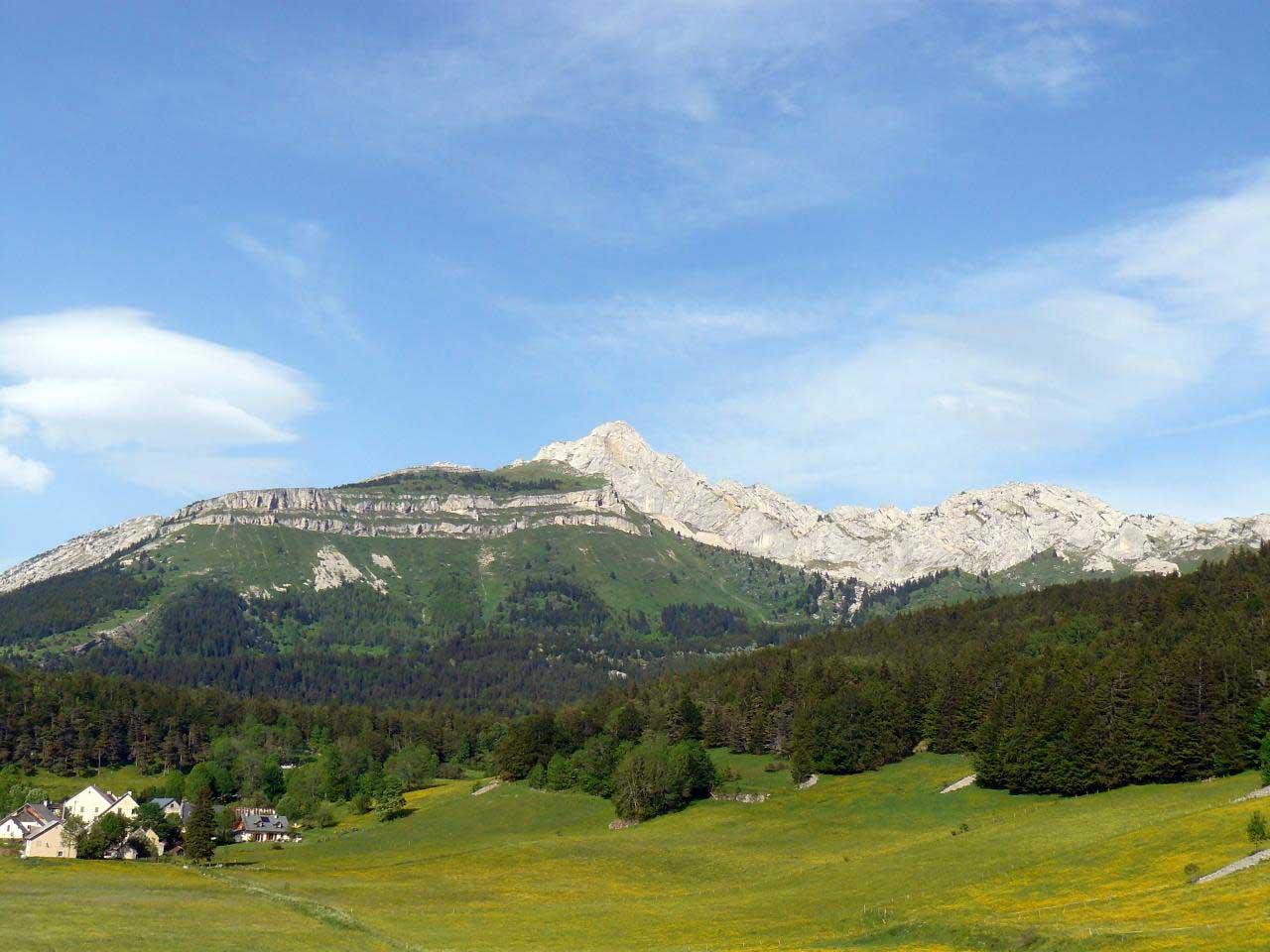 Montagne de Lans