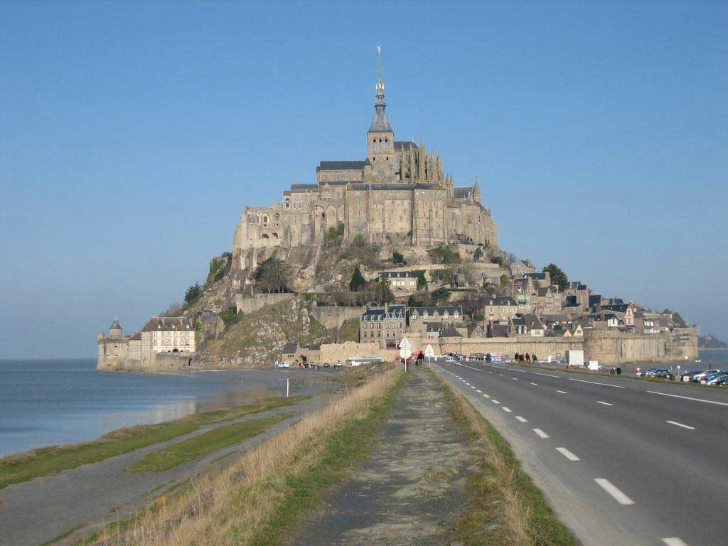 Cancale - Mont St Michel
