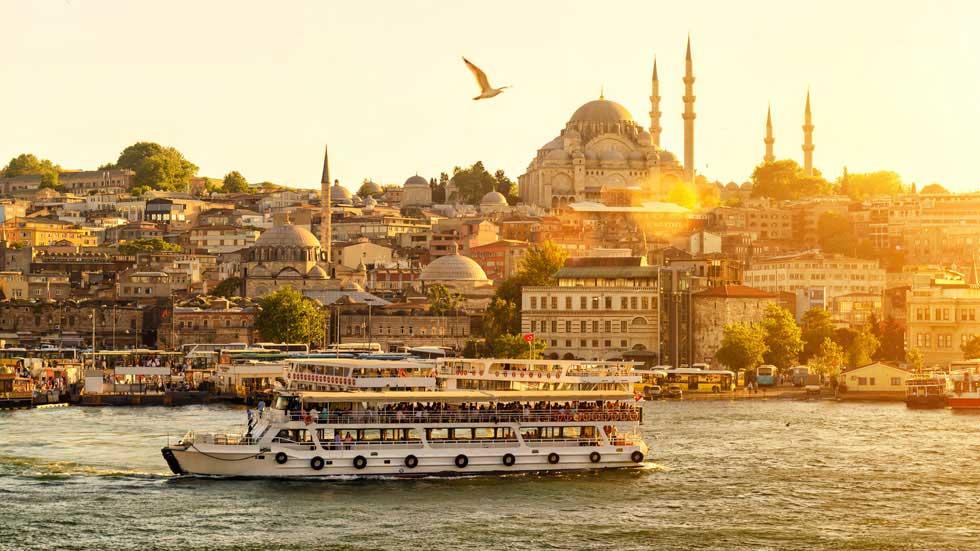 Sites touristiques – Turquie