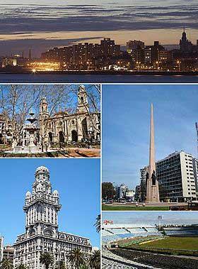 Montevideo - tourisme