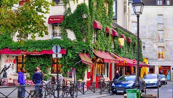 Quartier du Marais