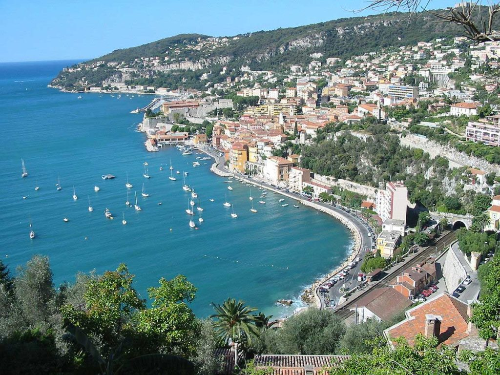 Villefranche-sur-Mer photo panoramique