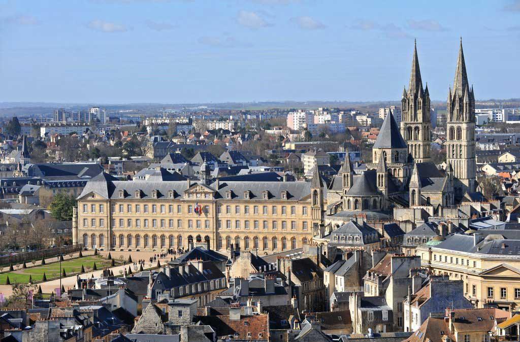Caen – Région Basse-Normandie